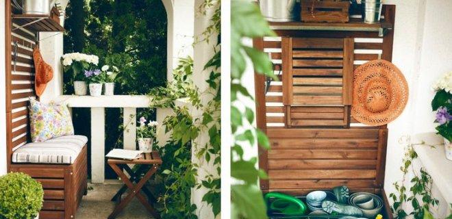 De nieuwe collectie tuinmeubelen van Ikea