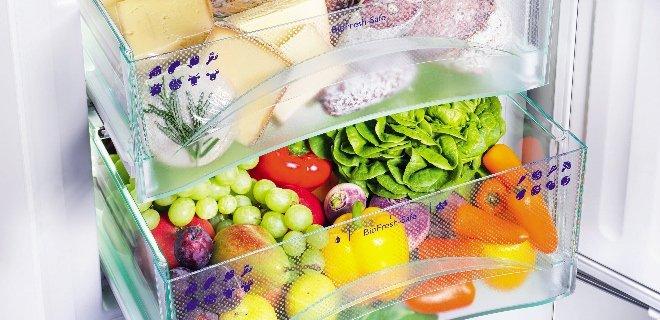 Sparen met de BioFresh koelkast van Liebherr