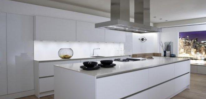 Siematic s2 greeploze keukens nieuws startpagina voor keuken idee n uw - Witte quartz werkblad ...