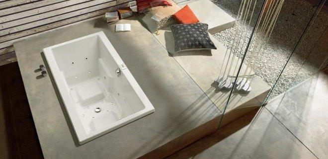 De luxe van een ligbad: baden in 2012 - Nieuws Startpagina voor ...