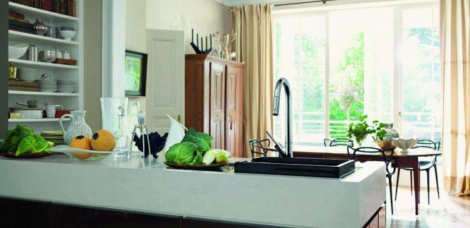 Axor Starck keukenmengkranen: design en gebruiksgemak voor de keuken