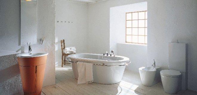 Design badkamers van Axor en Philippe Starck