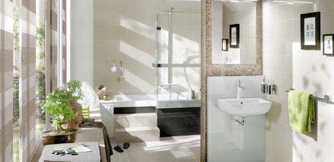 Wandverwarming van viega nieuws startpagina voor badkamer idee n uw - Douche italiaanse muur ...