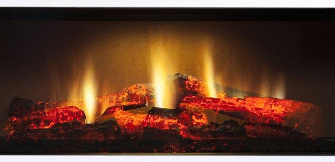 Echt vlammenspel zonder warmteafgifte