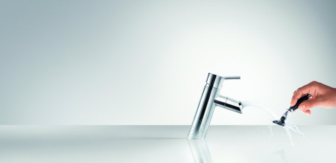 Talis badkamerkranen serie van Hansgrohe