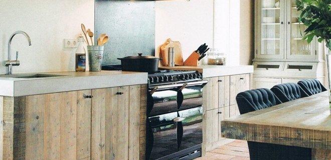 RestyleXL: Keukens van sloophout