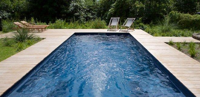 Ongestoord trainen in eigen zwembad
