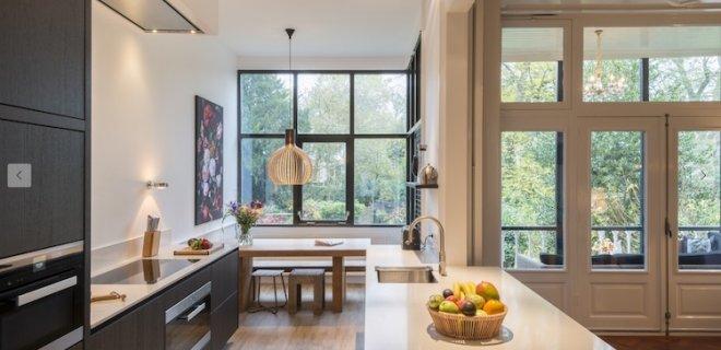 Binnenkijken: open woonkeuken in Zutphen