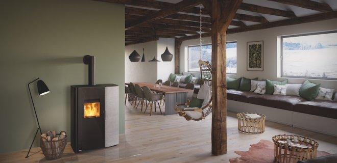 Pelletkachels: de energiezuinige verwarmers in huis