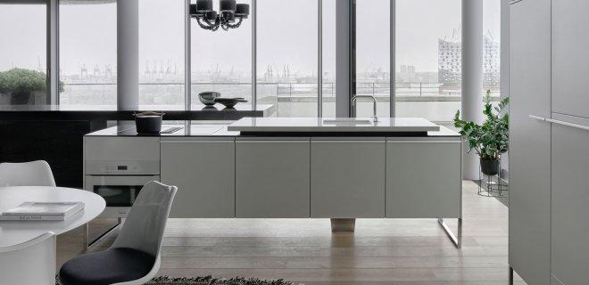 Design kookeiland: multifunctioneel meubel dat kan verhuizen