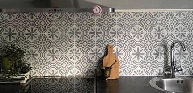 Tegels Voor Keuken.Sfeervol Portugese Tegels In De Keuken Uw Vloer Nl