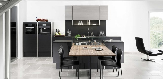 Prijswinnende Porsche Design keuken