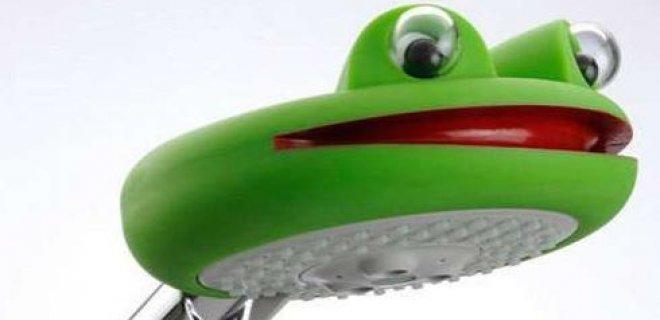 Raindance Froggy handdouche van Hansgrohe