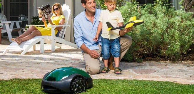 Robomow: De kleine slimmerik in de tuin
