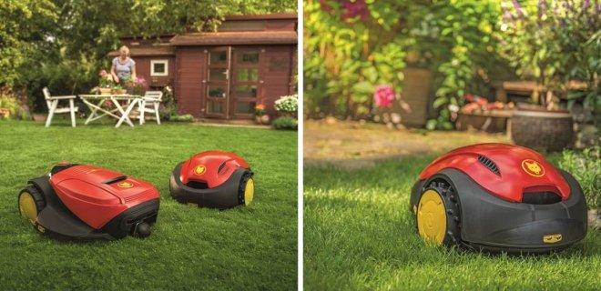 De nieuwe robotmaaiers Wolf-Garten Connect