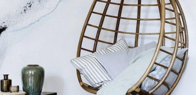 Rotan stoelen: Scandinavische touch voor het interieur