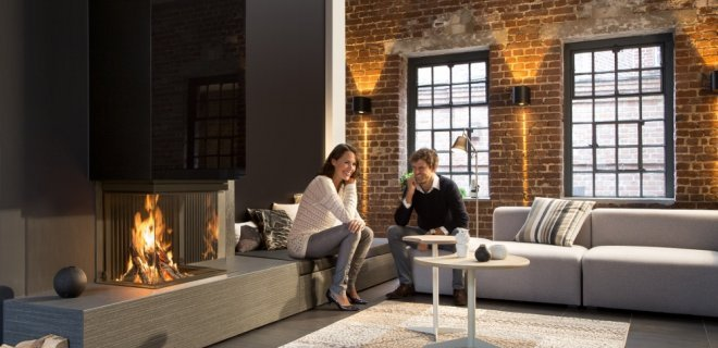 Ruim helft Nederlanders verkiest haard boven televisie