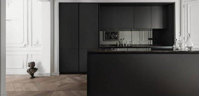 SieMatic Pure keukens met heldere lijnen en strakke vormen