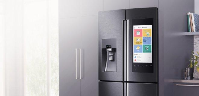 De slimme koelkast met camera's: Samsung Family Hub