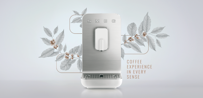 SMEG Bean to Cup: de nieuwste koffie-ervaring