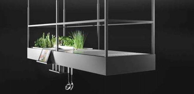 Design Award voor veelzijdige afzuigkap boven kookeiland