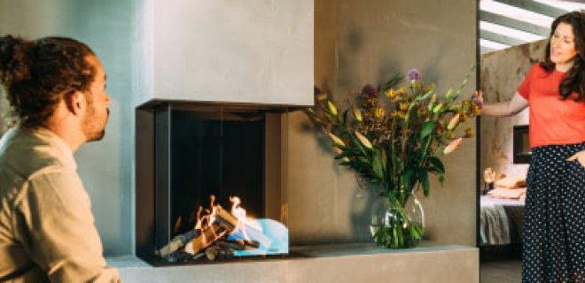 Vind je nieuwe vlam met een speeddate bij Faber Haarden