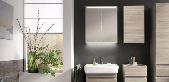 de ideale spiegelkast voor de badkamer
