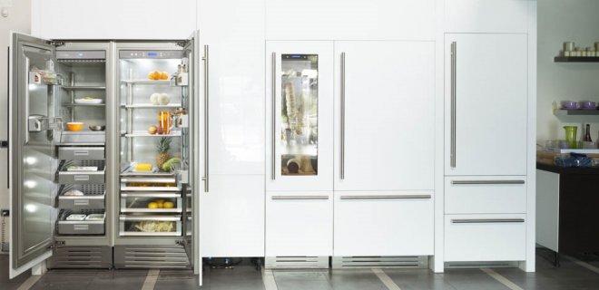 Met Fhiaba stel je zelf een luxe design koelwand samen