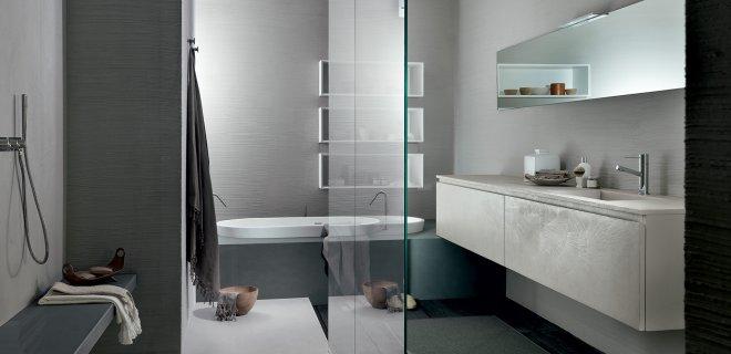 Stijlvolle Italiaanse badkamers