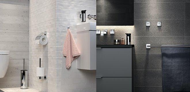 Luxe accessoires voor badkamer & toilet