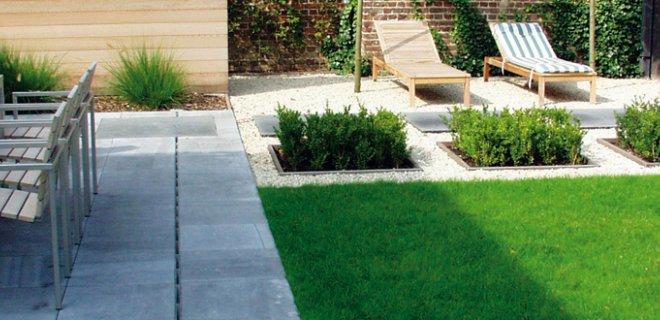 Tips voor de aanleg van een 39 watervriendelijke 39 tuin for Aanleg kleine tuin
