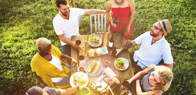 Tips voor een gezellig diner in je eigen tuin