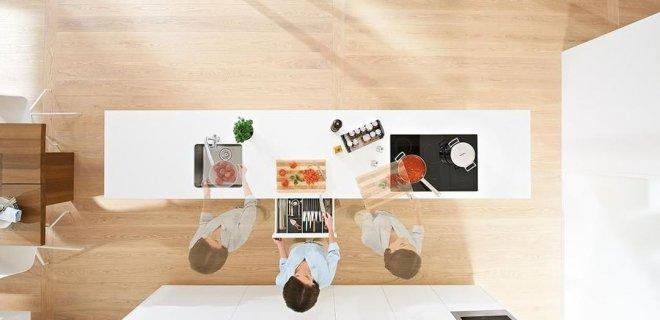7 X tips voor een handige keukenindeling