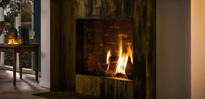 Fraaie gashaarden van Trimline Fires