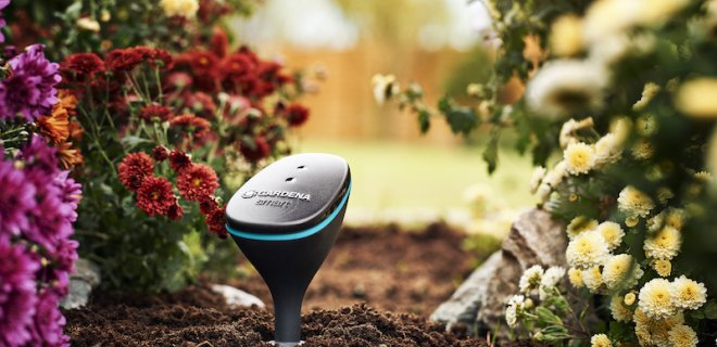 Slimme tuin: Hé Google, geef de tuin water