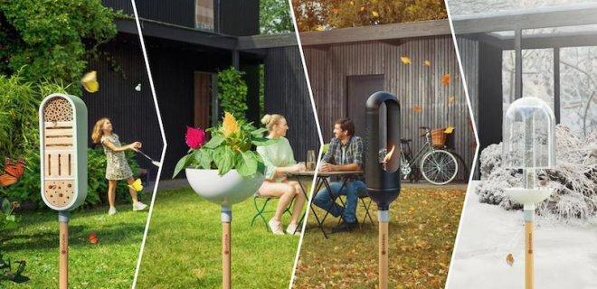 Nieuw tuinsysteem: click & geniet!