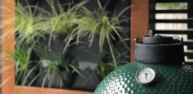 Groene tuintrend: verticaal tuinieren met de Green Wall