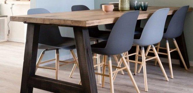 Unieke houten tafels op maat