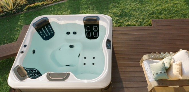 Outdoor Luxury met de whirlpools van Villeroy & Boch