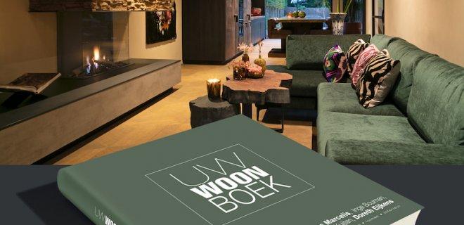 Het woonboek met fraaie reportages van interieur architecten