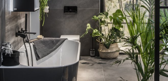 Back to wall bad: slimme oplossing voor luxe badkamer