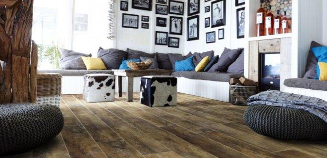 Onverwoestbare vinyl vloeren met prachtige houtlook
