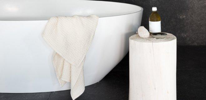 Vloeren voor de badkamer