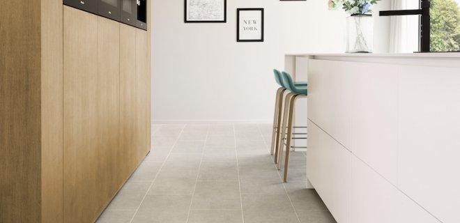 Sterke en stijlvolle vloeren voor de keuken