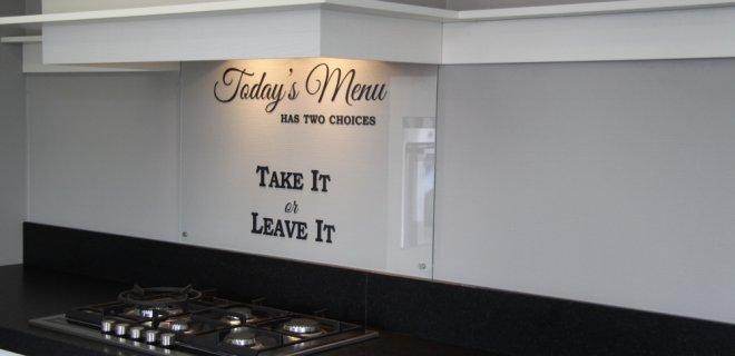 Alles over achterwanden voor de keuken