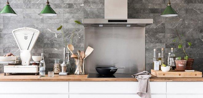 Geef je keuken een classy look met vtwonen tegels