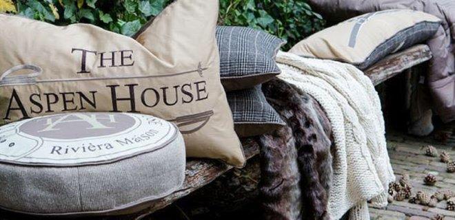 Warm & luxe de herfst in met de Aspen woon-collectie