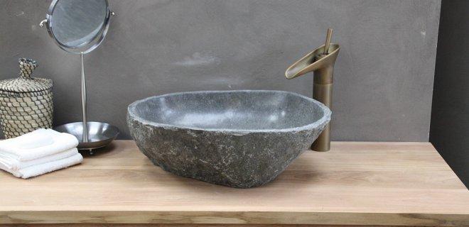 Steenstrips In Badkamer ~ voor de badkamer waskommen van natuursteen  Nieuws Startpagina voor