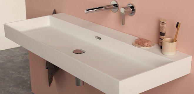 Wastafels & waskommen in alle vormen en materialen - Nieuws ...