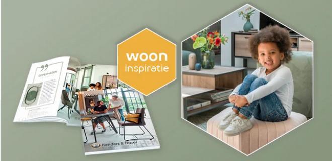 Gratis woon- en inspiratiemagazine van Henders & Hazel